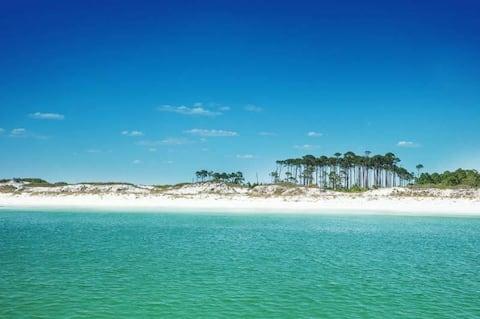 Hippy Beach Retreat near the Beach!