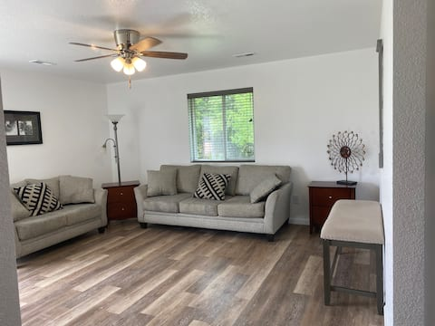 Small Town Charm  2 bedroom, 2 bath and garage