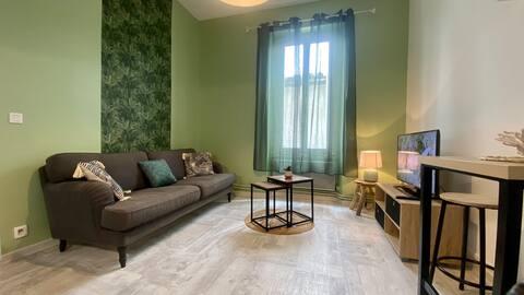 Appartement 30m2 ★ 400 mètres Cité médiévale 🏰