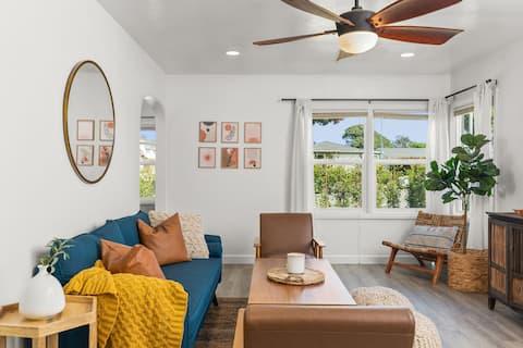 Immaculate Ventura home near beach!