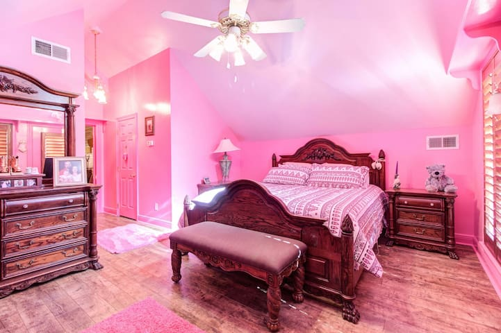 2nd Master King Suite