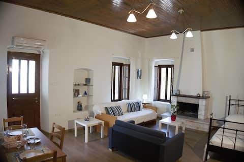 Traditional chic high ceiling studio - town center