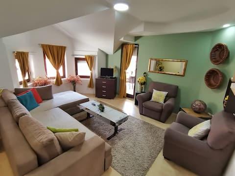 Lovely rental unit in the center of Kumanovo