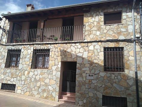 Acogedora casa en Fuentenebro