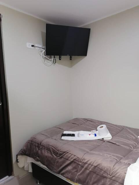 Habitación Simple 105 Hotel Marcona Suites