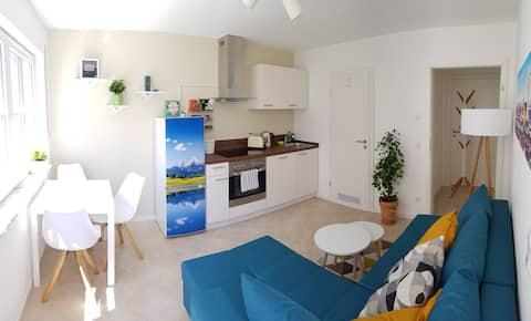 Apartment Charly - Aktivurlaub im Herzen Bayerns