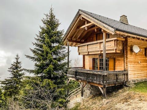 Hyggelig 1A chalet Koralpe med sauna