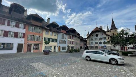 Charmante Wohnung in historischem Altstadtgebäude!