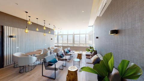 Localização e comodidades incríveis do apartamento completo
