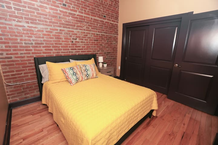 Secondary Bedroom with Double Bed