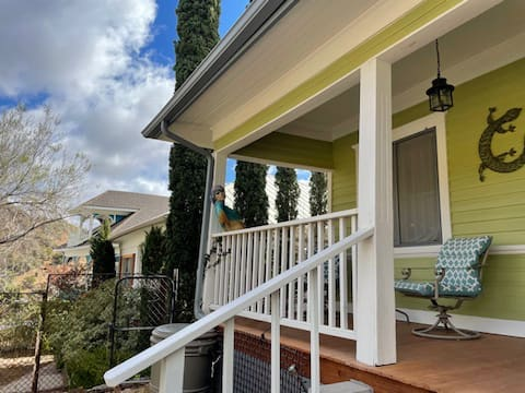 The Blissful Bungalow is beauty in Old Bisbee