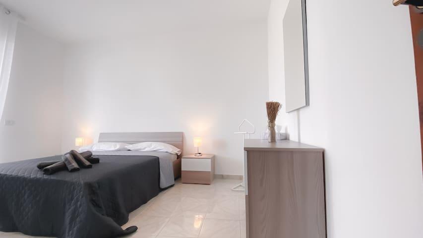 Room #1 ( master bedroom)