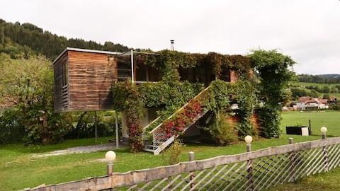 Ferienhaus für Liebhaber moderner Architektur
