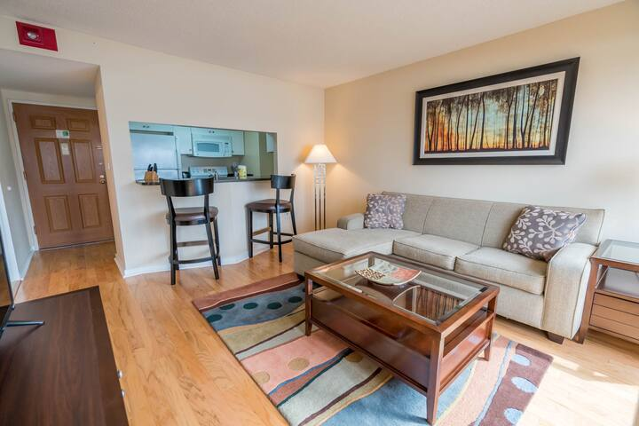 Luxury 1BR in Downtown Stamford w/ amenities