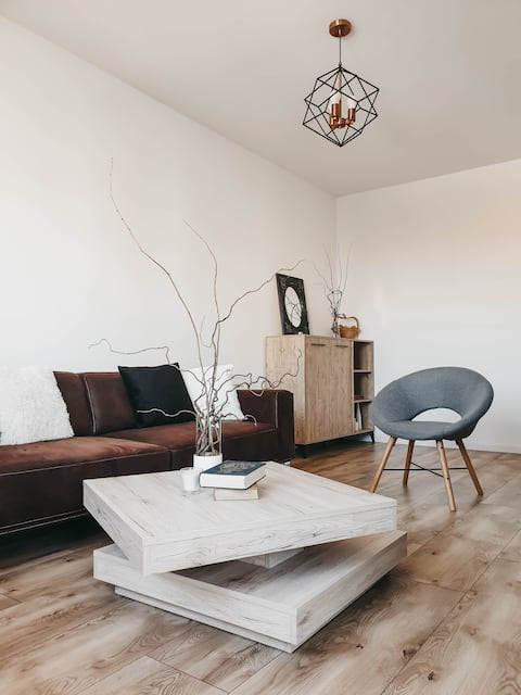 Lovely Scandinavian Apartment - 1 Bedroom