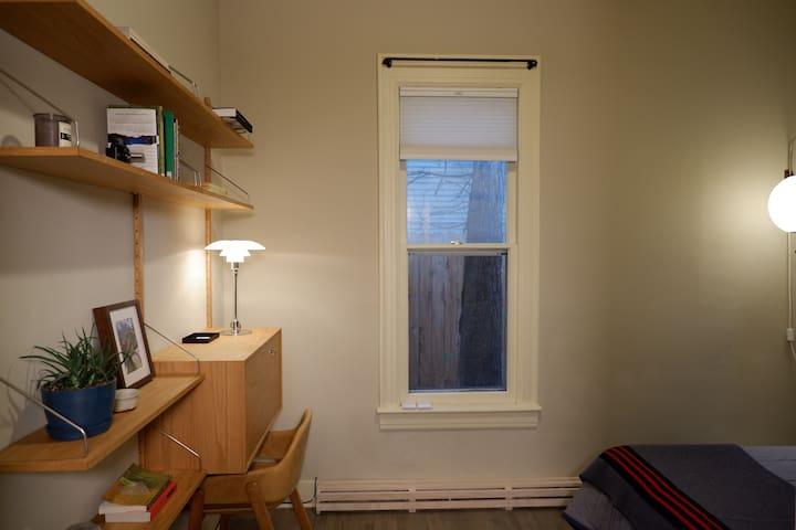 Second bedroom / office