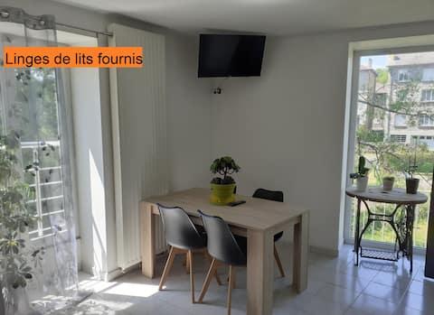 Appartement  RDC centre ville de TENCE-Haute Loire