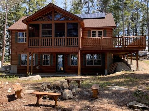 Mount Katahdin Lake Lodge