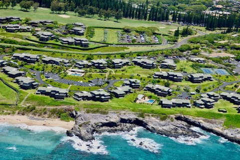 Stunning Ocean View at Kapalua Bay Villas