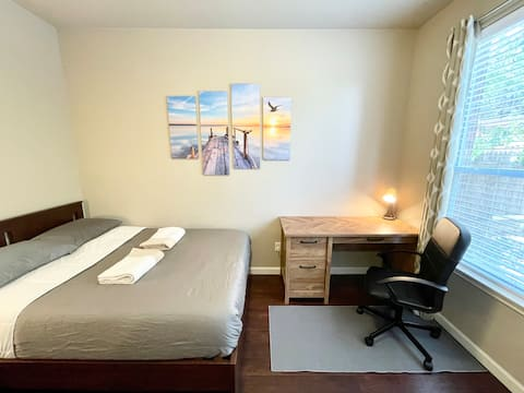 Lovely private room close to lake and all Austin