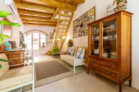 Casa accogliente e dotata di tutti i confort