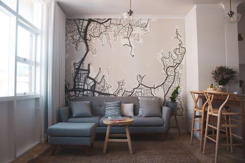 舒適、涼爽、方便的北悉尼工作室