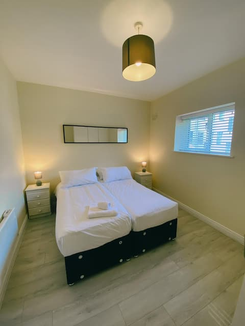 Lovely 2-bedroom apartment in Dublin city centre