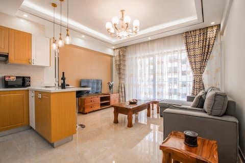 Enzi Condo 1-Bedroom near Eka Hotel on Mombasa rd