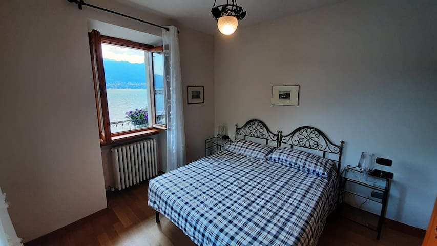 2nd Floor - Main Bed Room- Bed size is 160 x 190 cm
