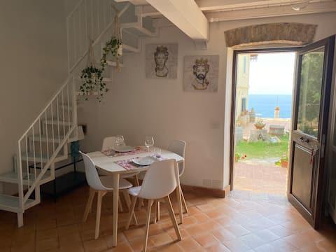 Sicilian Suite garden