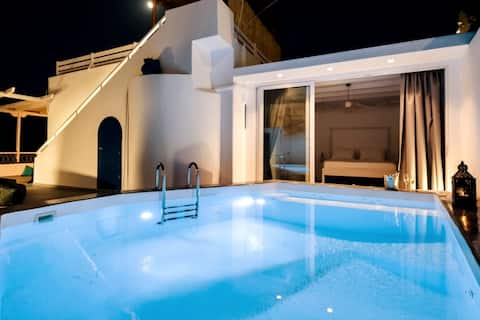 Villa View with private pool