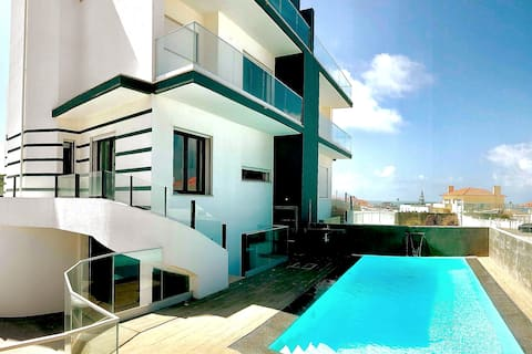 VIGIA LIGHTHOUSE -Villa with Pool & Ocean view