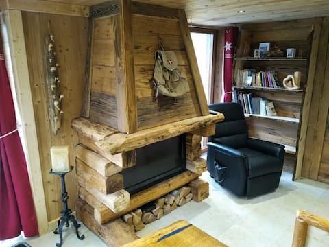 """Chambre et table d'hôte """"Le refuge du poète""""."""