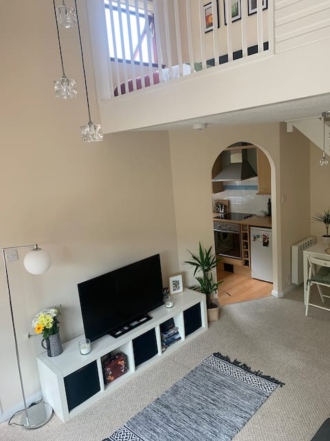 Bright, cosy one bedroom flat in Inverness!