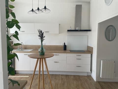 Appartement avec terrasse - Val de Loire