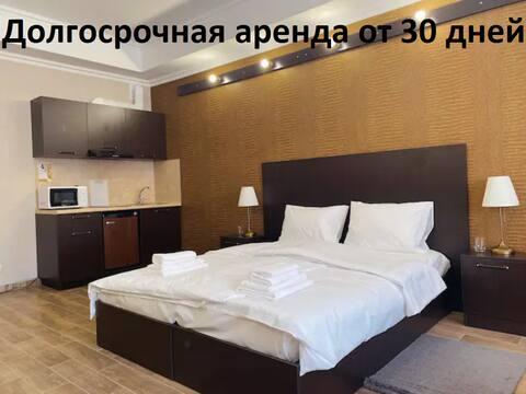 Апартамент Студия Апарт отель Loo Boyard Neolit