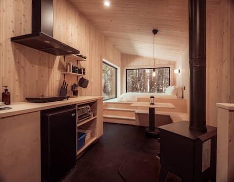 [ÈST] Éco-cabines - glamping unique en Gaspésie