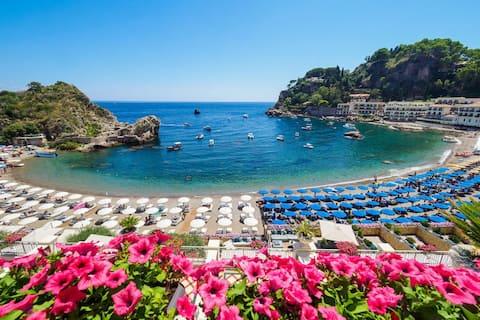 holiday Taormina mare 2 house Naxsos..