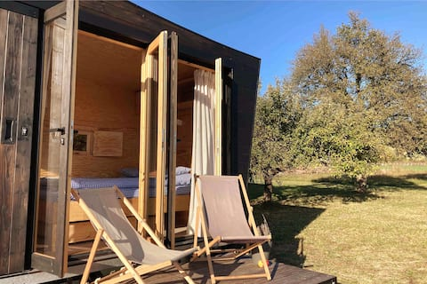 Zevvl | Tiny House at the Foot of Forests