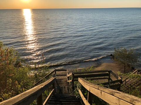 Best View Cottage on Lake Huron