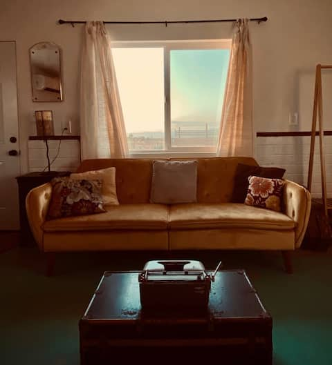 The Writer's Cabin at Joshua Tree National Park