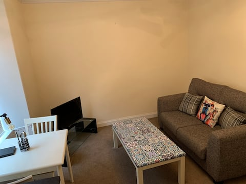 lovely 1 bedroom central location flat in Hawick