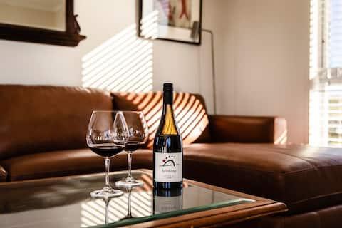 Winemakers' Cottage @ Brinktop Vineyard