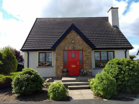Attractive 3 bedroom cottage style home .