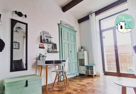 """""""Dolce Passaghju"""", appartement entièrement rénové."""