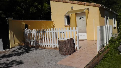large furnished studio apartment in cevennes entire home