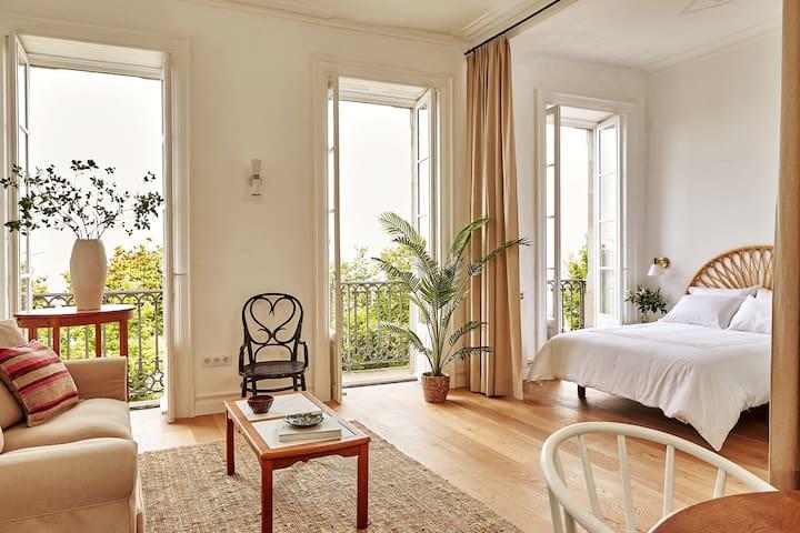 Salón - Dormitorio
