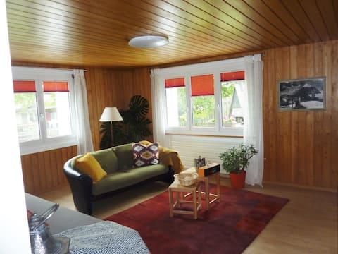 Apartamento de 2 habitaciones cerca de Schwarzsee