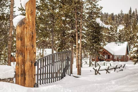 Newly Renovated Chalet Near Ski Resort