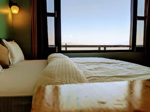 The Room with Great Himalayan view